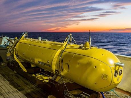 Nga tham vọng thiết lập mạng lưới tàu ngầm không người lái | Châu Âu | Vietnam+ (VietnamPlus)