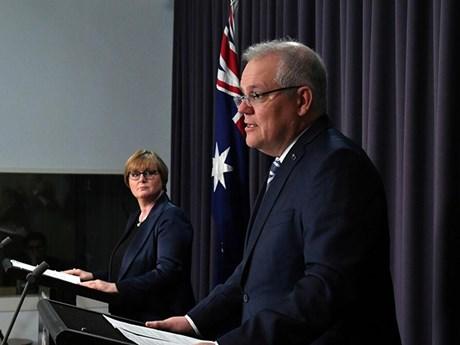 Australia tăng chi tiêu để đảm bảo an ninh mạng sau các vụ tấn công | Châu Á-TBD | Vietnam+ (VietnamPlus)