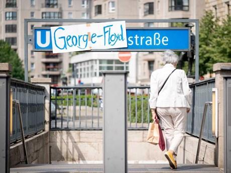 Đức đổi tên ga tàu điện ngầm ở Berlin để phản đối phân biệt chủng tộc | Đời sống | Vietnam+ (VietnamPlus)