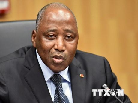 Thủ tướng Côte d''Ivoire bất ngờ qua đời, nghi do vấn đề tim mạch