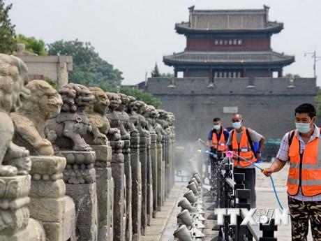 AFP: Kinh tế Trung Quốc đã tăng trưởng trở lại trong quý 2/2020
