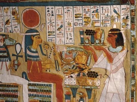 Google trình làng ứng dụng AI giải mã chữ tượng hình Ai Cập cổ đại | Công nghệ | Vietnam+ (VietnamPlus)