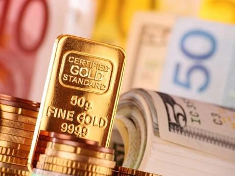 Đồng USD yếu đẩy giá vàng châu Á lên mức cao nhất trong gần 9 năm | Kinh doanh | Vietnam+ (VietnamPlus)