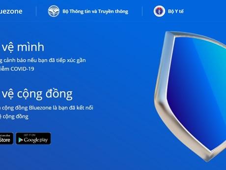 Đề nghị người dân Đà Nẵng sử dụng ứng dụng khẩu trang điện tử Bluezone | Công nghệ | Vietnam+ (VietnamPlus)
