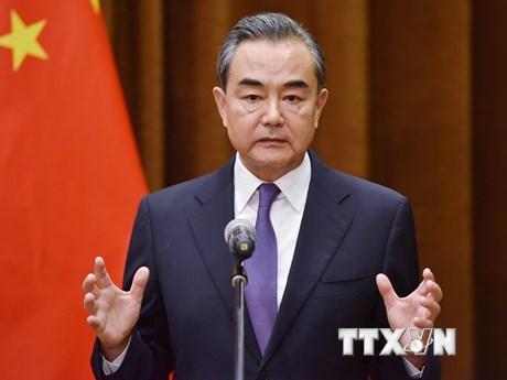 Ngoại trưởng Trung Quốc kêu gọi hợp tác trong quan hệ Mỹ-Trung