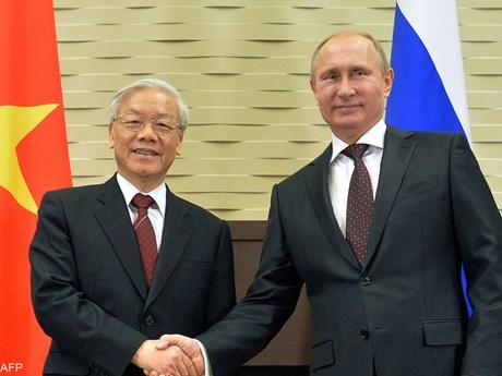 Nga đánh giá cao vai trò của Việt Nam tại các tổ chức khu vực, quốc tế