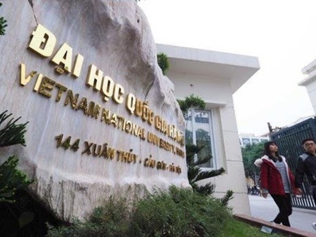 Đại học Quốc gia Hà Nội lọt danh sách 1.000 đại học hàng đầu thế giới