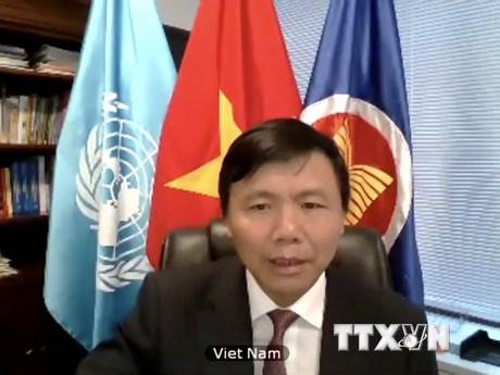 Việt Nam kêu gọi bảo vệ người dân các nước xung đột có dịch COVID-19