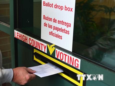 Bầu cử Mỹ: Êkíp tranh cử của Tổng thống Trump kiện bang Pennsylvania