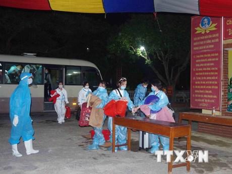 Dịch COVID -19: Đưa gần 90 công dân Việt Nam từ Indonesia về nước
