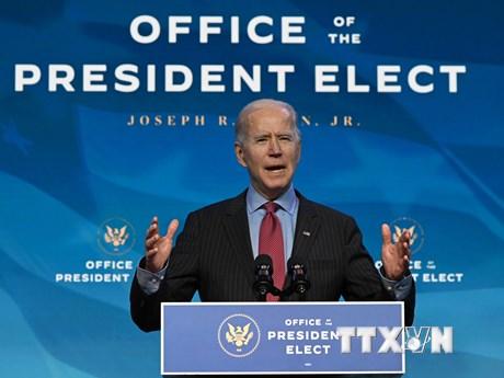 Mỹ: Ông Biden sẽ chỉ định lãnh đạo tạm thời các cơ quan trong nội các