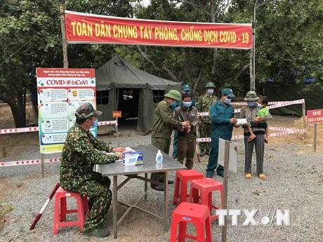 Gia Lai tăng cường phòng dịch, ngăn nhập cảnh trái phép dịp giáp Tết