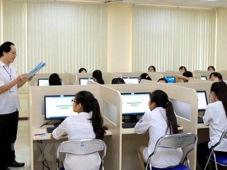 Thông tin về các bài thi đánh giá năng lực học sinh phổ thông năm 2021 - kết quả vietlott 18102019