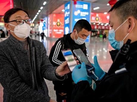 Mã QR, hộ chiếu sức khỏe - Vũ khí chống dịch COVID-19 của Trung Quốc