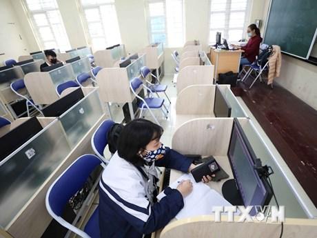 TP Hồ Chí Minh: Hoàn tất kiểm tra đánh giá học kỳ 2 sớm hơn kế hoạch