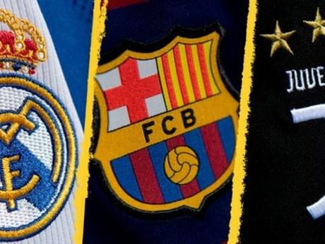 Super League: UEFA nhượng bộ trước Juventus, Real Madrid và Barcelona