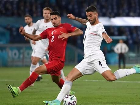 Điểm danh 10 cầu thủ chạy nhanh nhất Vòng chung kết EURO 2020