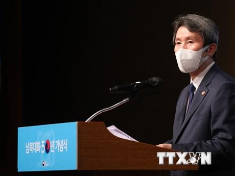 Hàn Quốc bình luận về điều kiện đàm phán hai miền của Triều Tiên