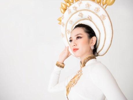 Hé lộ trang phục Thùy Tiên diễn đêm chung kết Miss International