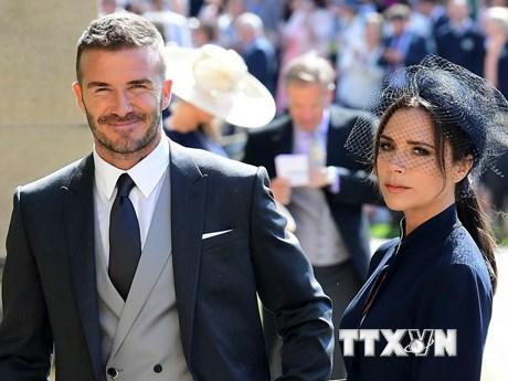 """Dàn """"sao"""" xuất hiện trong đám cưới của Hoàng tử Anh Harry"""