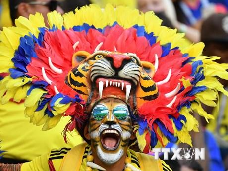 [Photo] Những khoảnh khắc ấn tượng vòng đấu bảng World Cup 2018