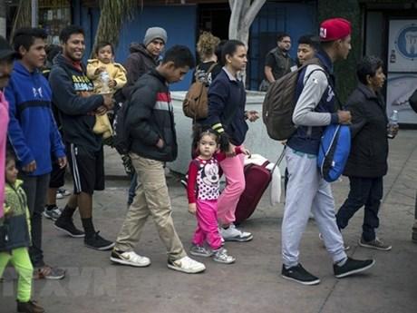 Chính quyền Mỹ hạ mức trần tiếp nhận người tị nạn trong năm 2019