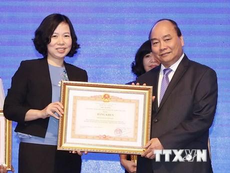 Hình ảnh Thủ tướng Nguyễn Xuân Phúc dự Hội nghị tổng kết WEF ASEAN
