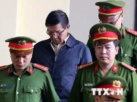 Ngày thứ ba xét xử sơ thẩm vụ án đánh bạc nghìn tỷ tại Phú Thọ