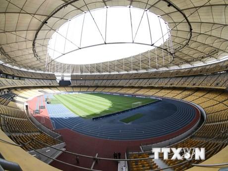 Cận cảnh sân Bukit Jalil, nơi diễn ra trận chung kết Malaysia-Việt Nam