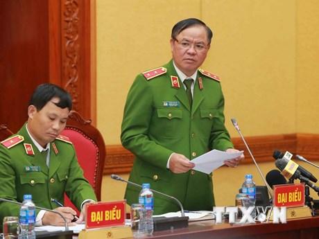 Triệt phá hơn 6.500 vụ phạm tội về ma túy trong vòng 3 tháng | Pháp luật | Vietnam+ (VietnamPlus)