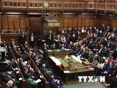 Chính phủ Anh trình Quốc hội dự luật mới về việc rời khỏi EU  | Châu Âu | Vietnam+ (VietnamPlus)