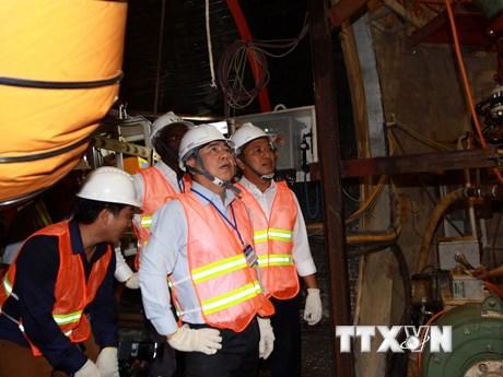 TP.HCM: ''Lùm xùm'' tại BQL dự án đầu tư xây dựng hạ tầng đô thị | Xã hội | Vietnam+ (VietnamPlus)