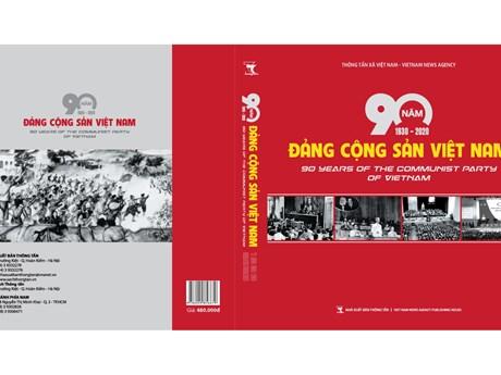 Ra mắt sách ảnh '90 năm Đảng Cộng sản Việt Nam (1930-2020)' | Điểm Nhạc-Phim-Sách | Vietnam+ (VietnamPlus)