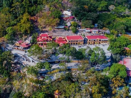Tây Ninh: Khai mạc Hội Xuân núi Bà Đen năm Canh Tý 2020