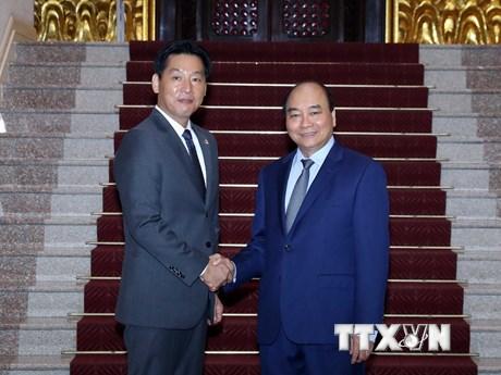 Việt Nam mong muốn mở rộng hợp tác sâu rộng với Tập đoàn Aeon | Doanh nghiệp | Vietnam+ (VietnamPlus)