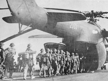 Khúc tráng ca hào hùng: Những ký ức oanh liệt nơi chiến trường | Xã hội | Vietnam+ (VietnamPlus)