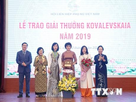 Giải thưởng Kovalevskaia tôn vinh tập thể nghiên cứu về dịch cúm | Khoa học | Vietnam+ (VietnamPlus)