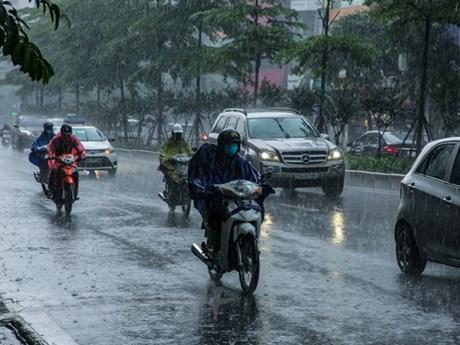 Nhiều nơi ngày nắng, miền núi phía Bắc đề phòng mưa to cục bộ