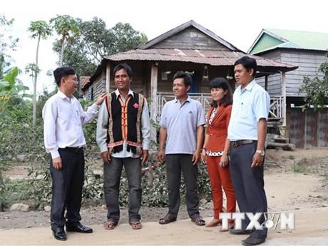 Phát triển Đảng ở đồng bào dân tộc Chứt: Ươm mầm ''hạt giống đỏ''