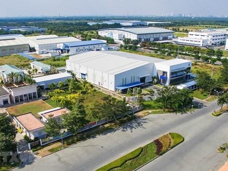 Vì sao phân khúc bất động sản công nghiệp hấp dẫn các nhà đầu tư? | Bất động sản | Vietnam+ (VietnamPlus)