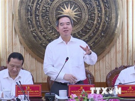 Phát triển bền vững tỉnh Thanh Hóa đến năm 2030, tầm nhìn đến năm 2045