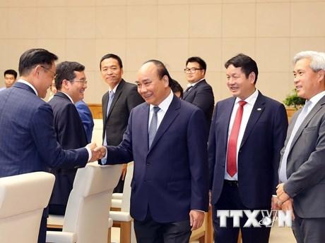 Thủ tướng: Nỗ lực tăng trưởng, không để doanh nghiệp phá sản