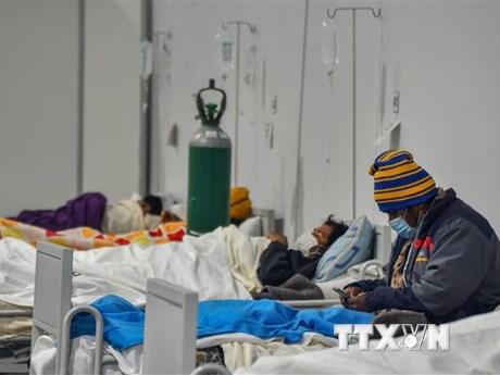 Tình hình dịch COVID-19: Thế giới ghi nhận hơn 18,4 triệu ca mắc