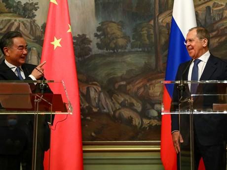 Nga, Trung Quốc phản đối chính sách đơn phương và chủ nghĩa bảo hộ