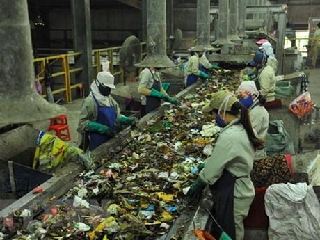 Đầu tư 1.320 tỷ đồng xây dựng Nhà máy điện rác Hậu Giang