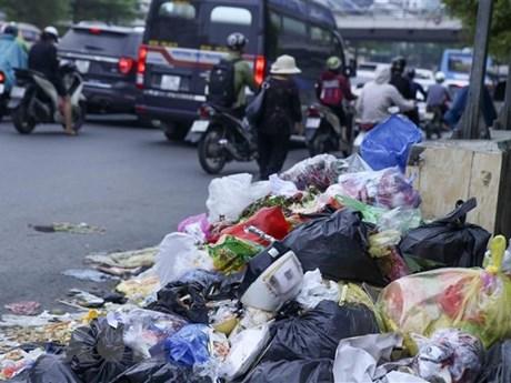 Hà Nội: Vì sao rác thải tồn đọng tại quận Nam Từ Liêm, Tây Hồ? - kết quả xổ số quảng nam