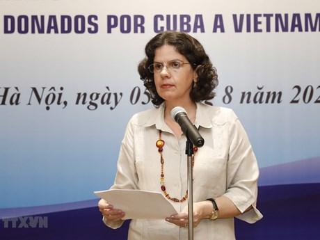 Tình đoàn kết Việt Nam-Cuba: Hình mẫu của quan hệ quốc tế - xổ số ngày 03122019