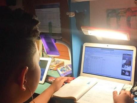 Hà Nội: Trường đủ điều kiện sẽ được tổ chức kiểm tra học kỳ trực tuyến