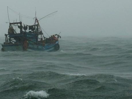 Bão số 3 suy yếu thành áp thấp nhiệt đới hướng đi về phía vịnh Bắc Bộ
