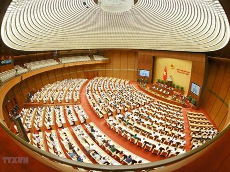 Vận dụng sáng tạo tư tưởng Hồ Chí Minh trong hoạt động lập pháp